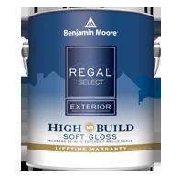 Regal Select Exterior High Build Paint
