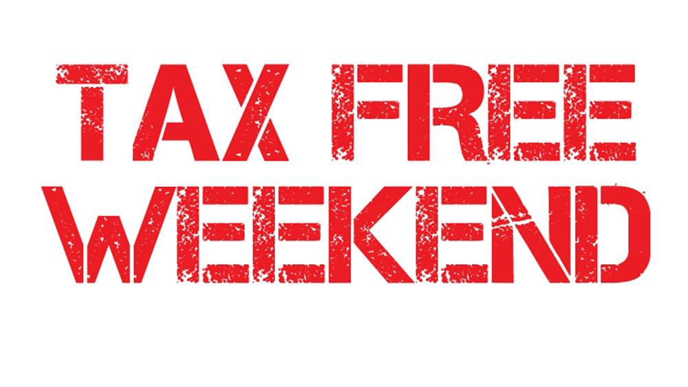 Monnick Supply - Tax Free Weekend