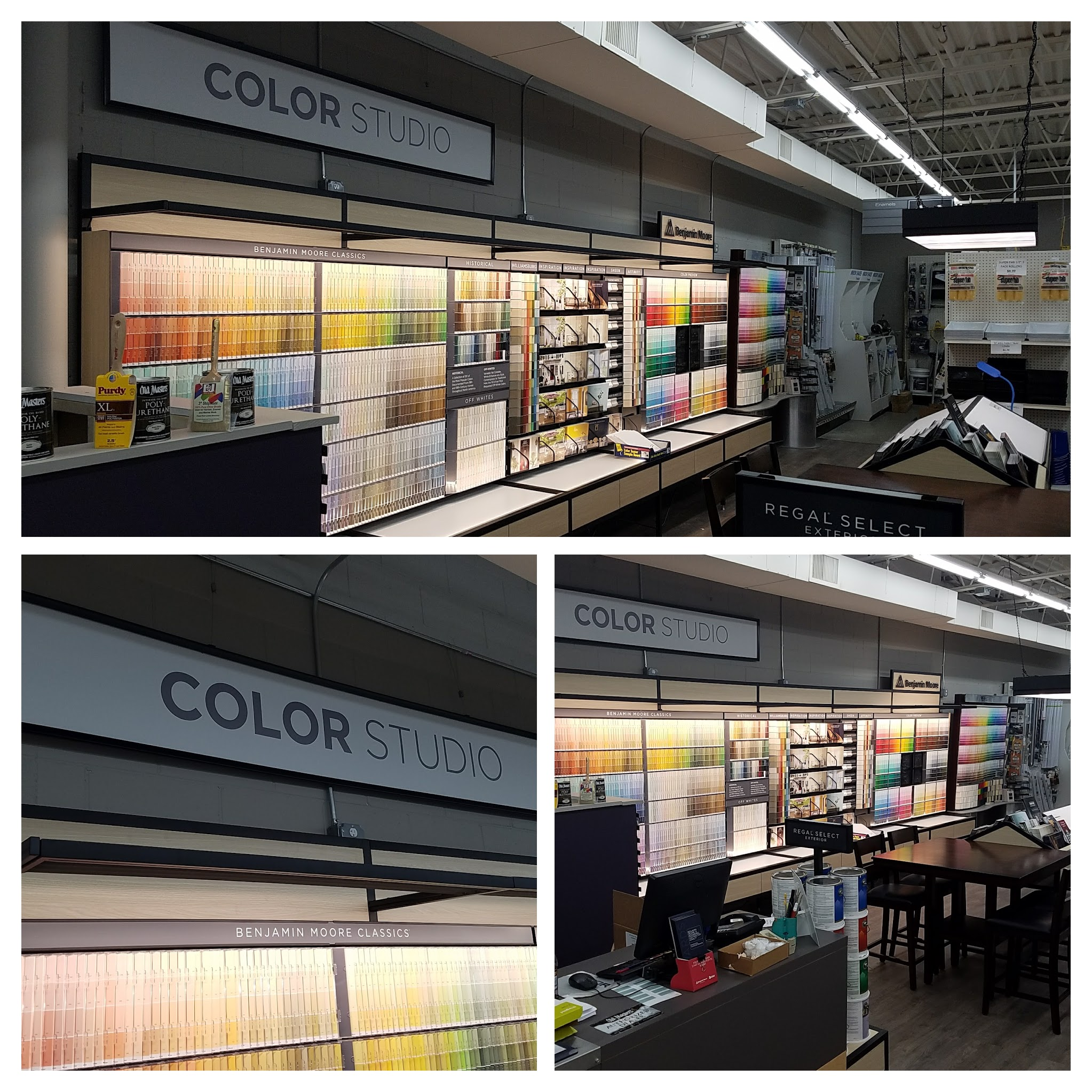 Beau Monnick Supply, Marlborough, Framingham, MA Paint Brands Have More  Differences ...