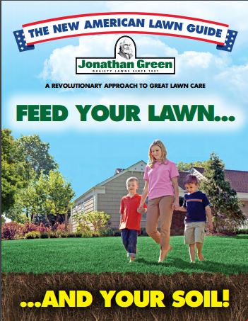 Grass Seed and Fertilizer, Johnathan Greene Lawn Care