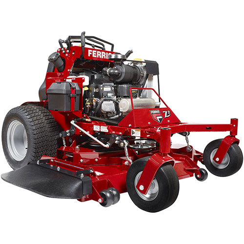 Soft Ride Stand-On (SRS™) Z2 Mowers 61